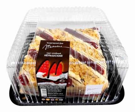 Торт тортьяна кельшский 1150 г пл/уп # тортьяна россия