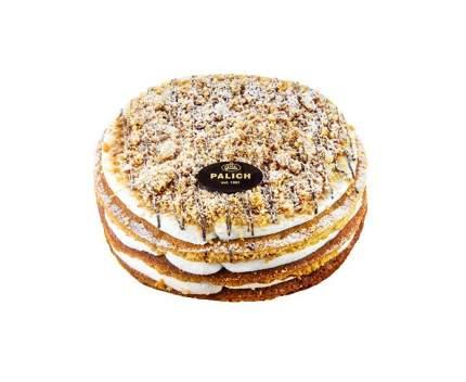 Торт у палыча домашний медовик со сметаной 700 г пл/уп эко-меню россия