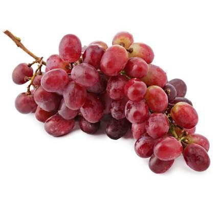 Виноград красный без косточек 1 кг