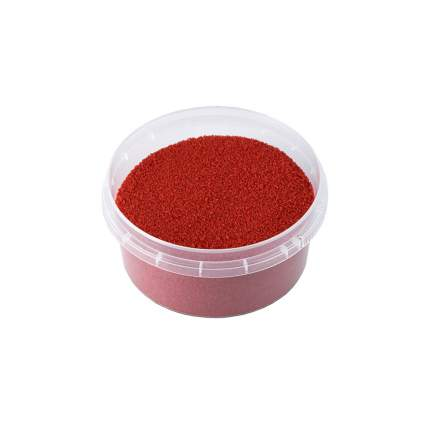 Модельный песок Stuff-Pro Красный