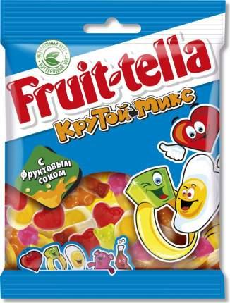Мармелад Fruit-tella Крутой микс жевательный с фруктовым соком 150 г