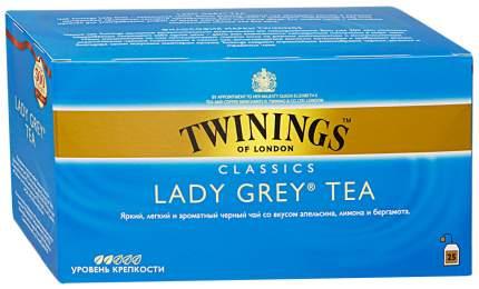 Чай Twinings черный леди грей цитрус 25*2 г