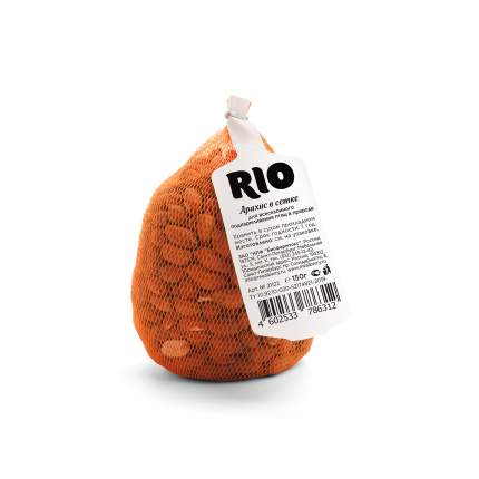 Лакомство для птиц RIO Арахис в сетке 200 г