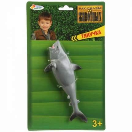 Игрушка-тянучка Играем вместе Тигровая акула 19,5 см