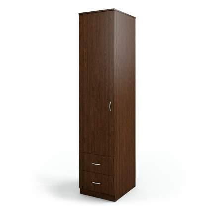 Шкаф однодверный Шарм-Дизайн Мелодия 40х60 Венге