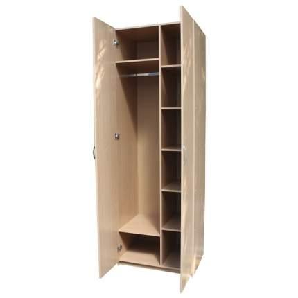 Шкаф для одежды Шарм-Дизайн Комби Уют 80х60 Бук Бавария