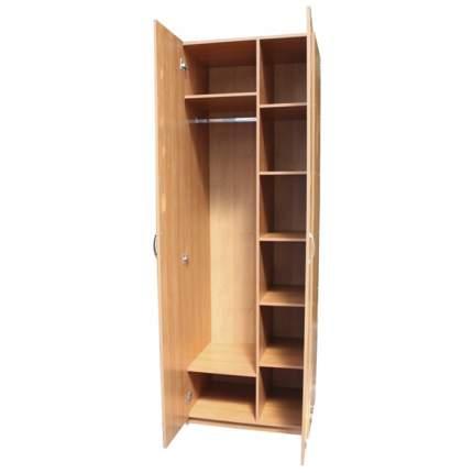 Шкаф для одежды Шарм-Дизайн Комби Уют 80х60 Вишня Оксфорд