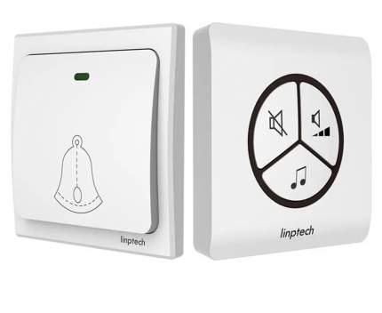 Умный дверной звонок Xiaomi Linptech Self Powered Wireless Doorbell G1