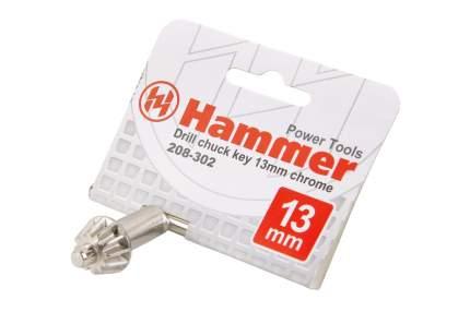 Ключ HAMMER Ф13мм (208-302)