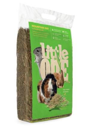 Сено для грызунов Little One mountain hay непресованное 0.4 кг 1 шт