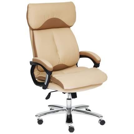 Кресло руководителя TetChair Grand TET_12391, бежевый