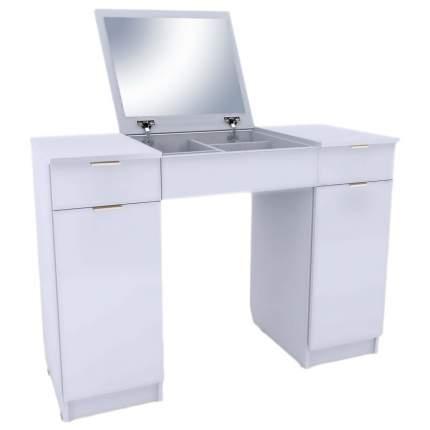 Туалетный столик Вентал 78х111х43 см, белый