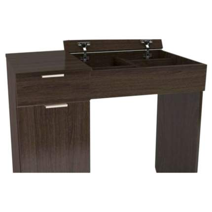 Туалетный столик Вентал 78х87х43 см, коричневый