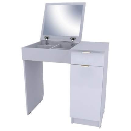 Туалетный столик Вентал 78х87х43 см, белый