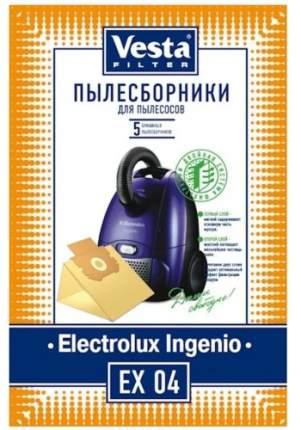 Vesta filter EX 04 комплект пылесборников, 5 шт