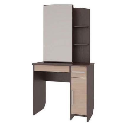 Журнальный стол Mebelson 164,5x85x43,4 см, коричневый