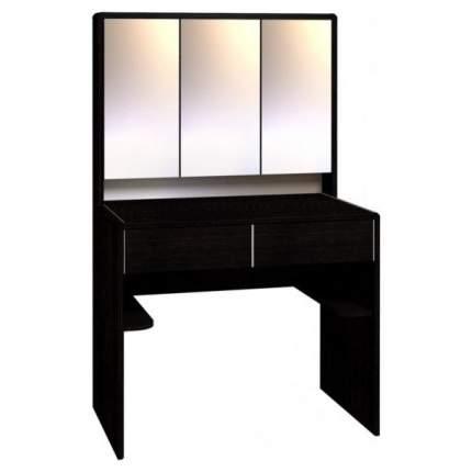 Журнальный стол Глазов мебель 152x95,2x50,2 см, коричневый