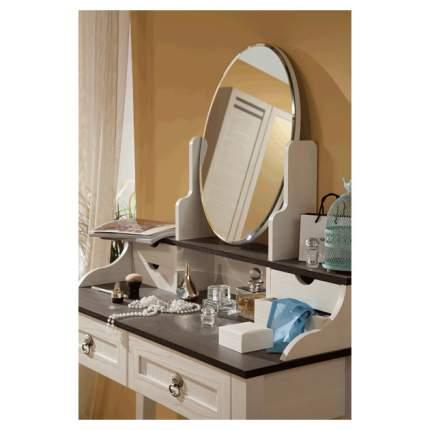 Туалетный столик Глазов мебель 154,1х97,4х45 см, бежевый