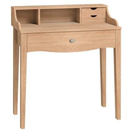 Туалетный столик Глазов мебель 98,1х90,6х45 см, оранжевый