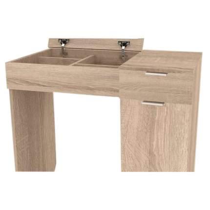 Туалетный столик Вентал 78х87х43 см, бежевый