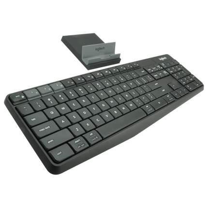 Беспроводная клавиатура Logitech K375s Grey/Black (920-008184)