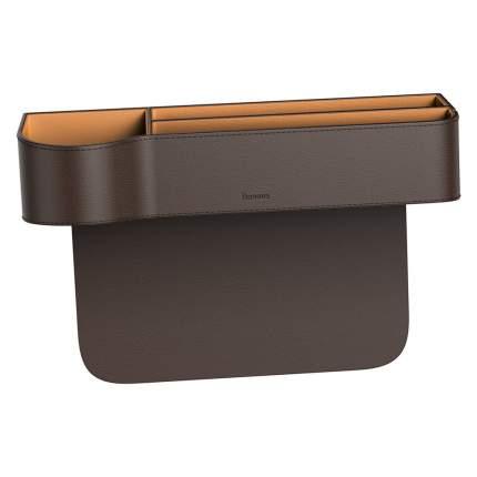 Автомобильный органайзер Baseus Elegant Car Storage Box (CRCWH-08) коричневый