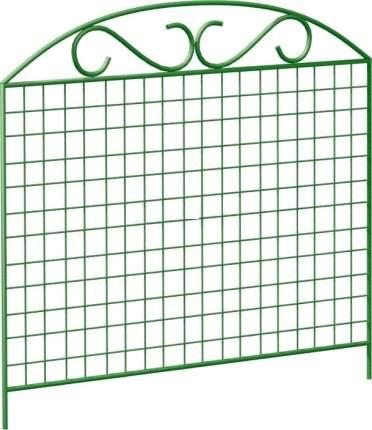Садовое ограждение Лиана Сетка 71145 1 секция 90х100 см
