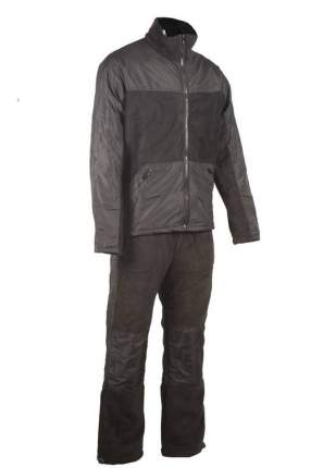 Спортивный костюм Huntsman Пикник-Люкс, черный, 60-62 RU