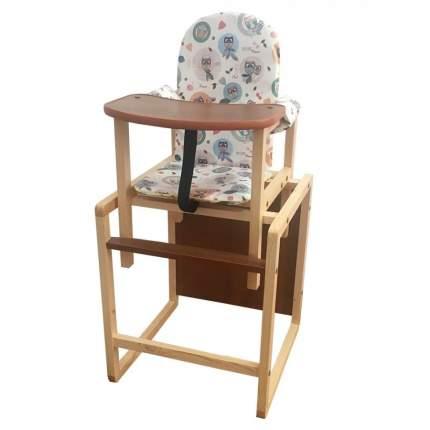 СЕНС-М Стул-стол для кормления БУТУЗ плюс Совята