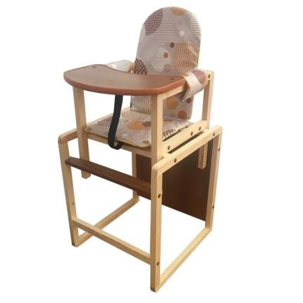 СЕНС-М Стул-стол для кормления БУТУЗ плюс Диско бежевый