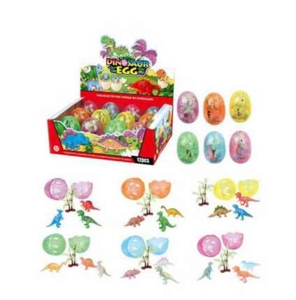 Набор Junfa toys динозавров в яйце