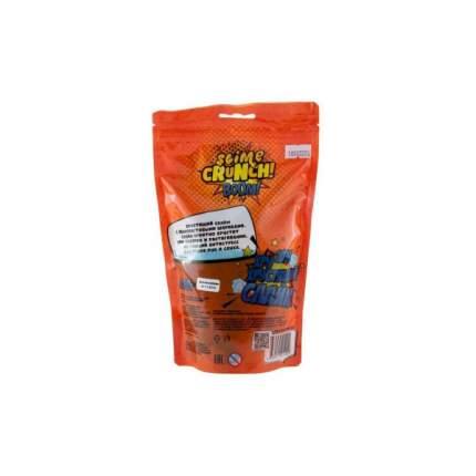 Слайм Волшебный мир Crunch-slime BOOM с ароматом апельсина, 200 гр