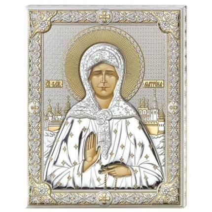 """Икона """"Святая Матрона"""", Valenti, 85303/3ORO"""