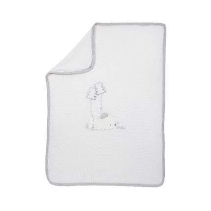 Плед для коляски Chicco для мальчиков и девочек, размер 99, цвет белый 105915-M