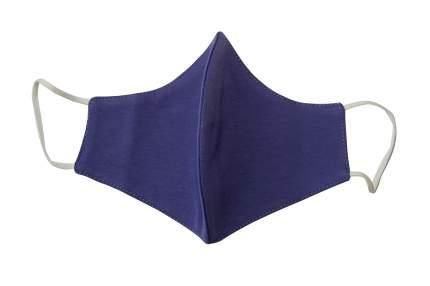 Многоразовая защитная маска MANiQ 11554 синяя 3 шт.