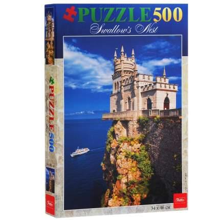 Пазлы Hatber Романтический замок, 500 элементов