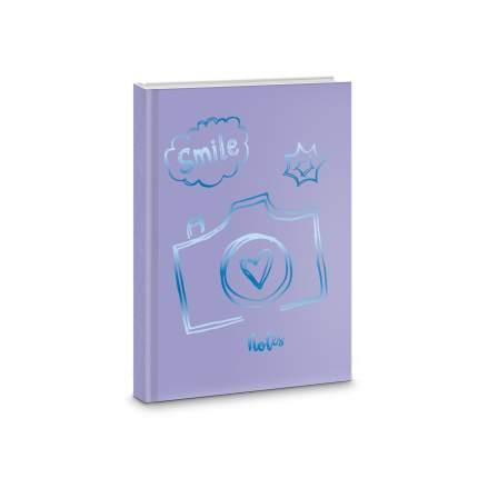 Книга для записей Listoff Galaxy style А6 80л КЗФ6803357