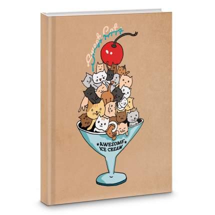 Книга для записей Listoff Sweets А5 64л ЕТИ564299