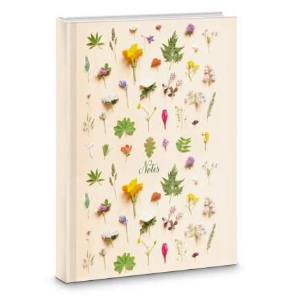 Книга для записей Listoff Летний гербарий А5 80л КЗ5803291