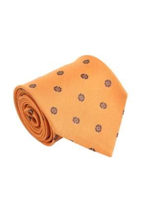 Галстук мужской Ermenegildo Zegna 2000016500462 оранжевый