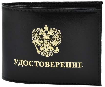 Обложка для удостоверения Классик Mashinokom ODDD650 черная
