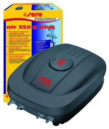 Компрессор для аквариума Sera Air 550 R Plus многоканальный, 550 л/час