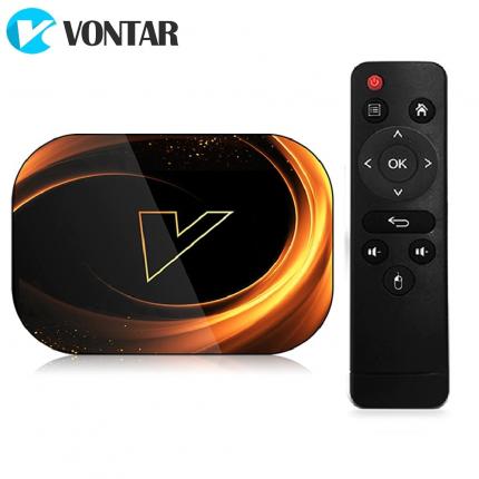 Смарт-приставка Vontar X3 4/32GB Black