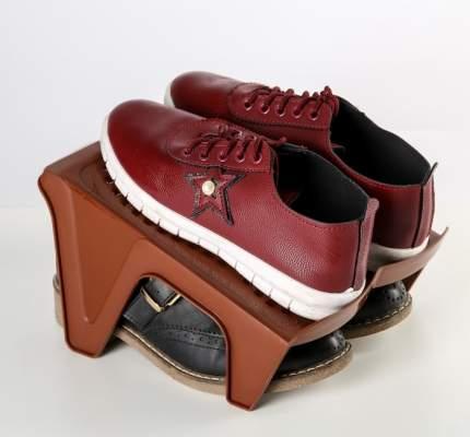 Подставка для обуви на две пары, 25 х 21 х 14 см