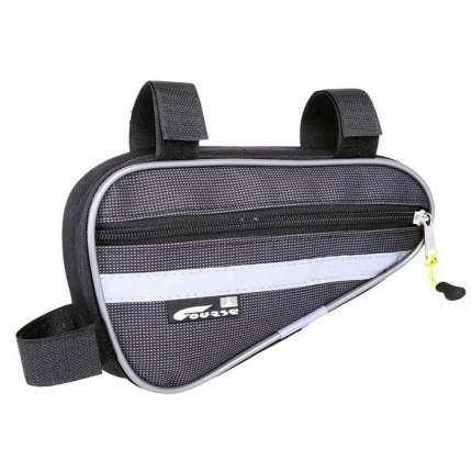 Велосипедная сумка Course Master черная