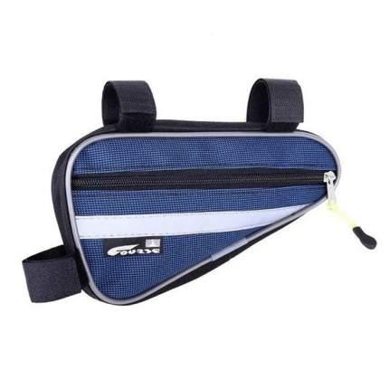 Велосипедная сумка Course Master синяя