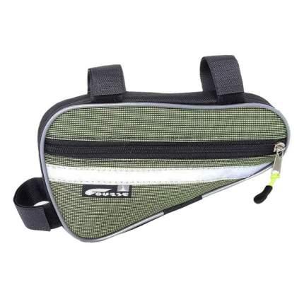 Велосипедная сумка Course Master зеленая