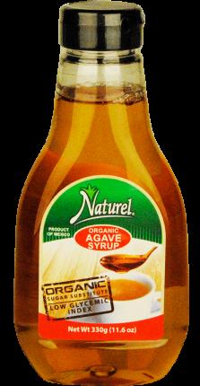 Органический сироп агавы светлый Naturel 330мл