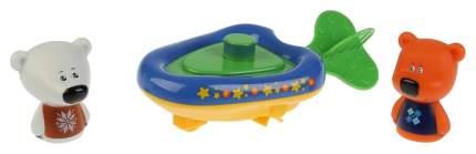 """Игрушка для купания """"Мимимишки. Лодка+Кеша+Тучка"""" 5,4 см STB2-2-MIMI Тошка"""