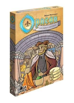 настольная игра gaga games орлеан: торговля и интриги дополнение